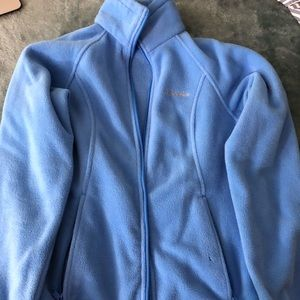 Columbia blue jacket